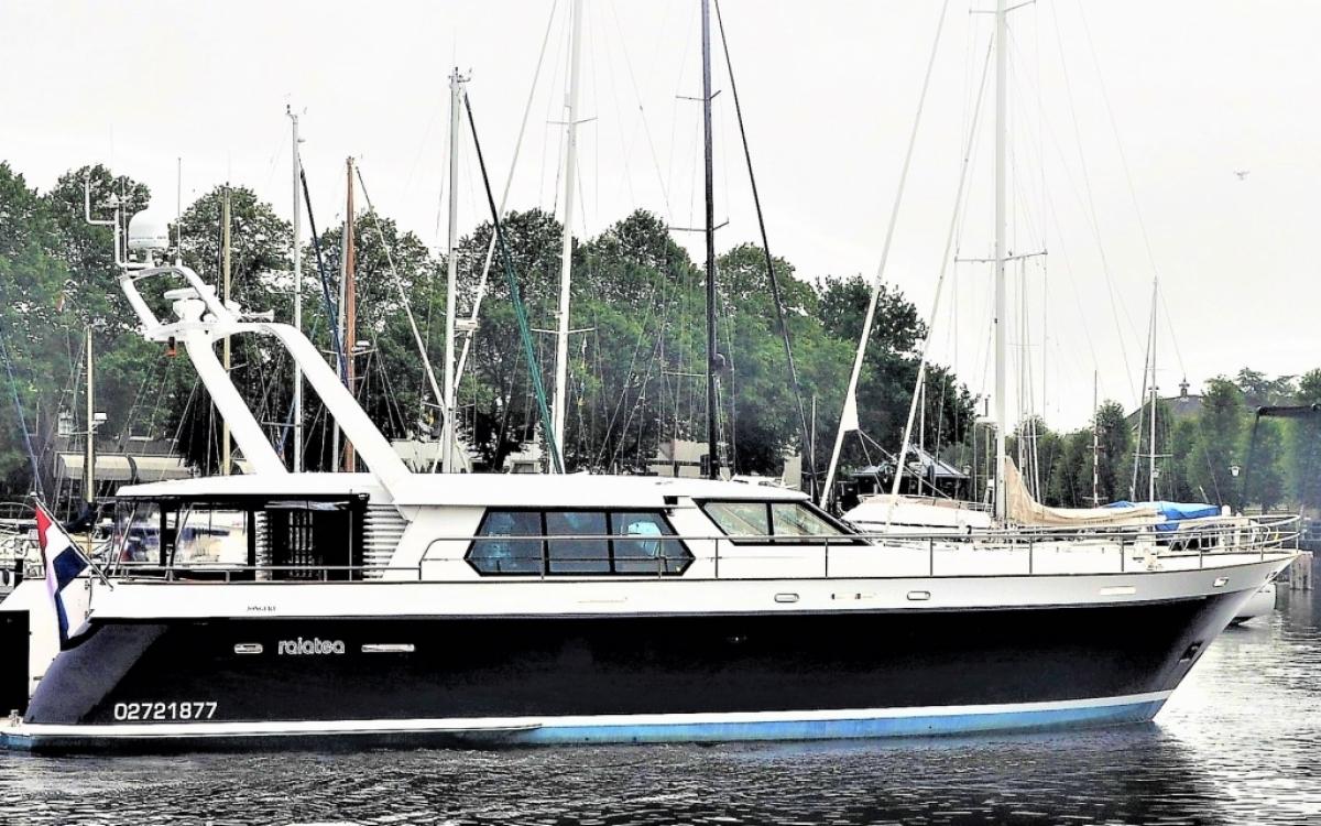 Jongert 2000 Motor Yacht