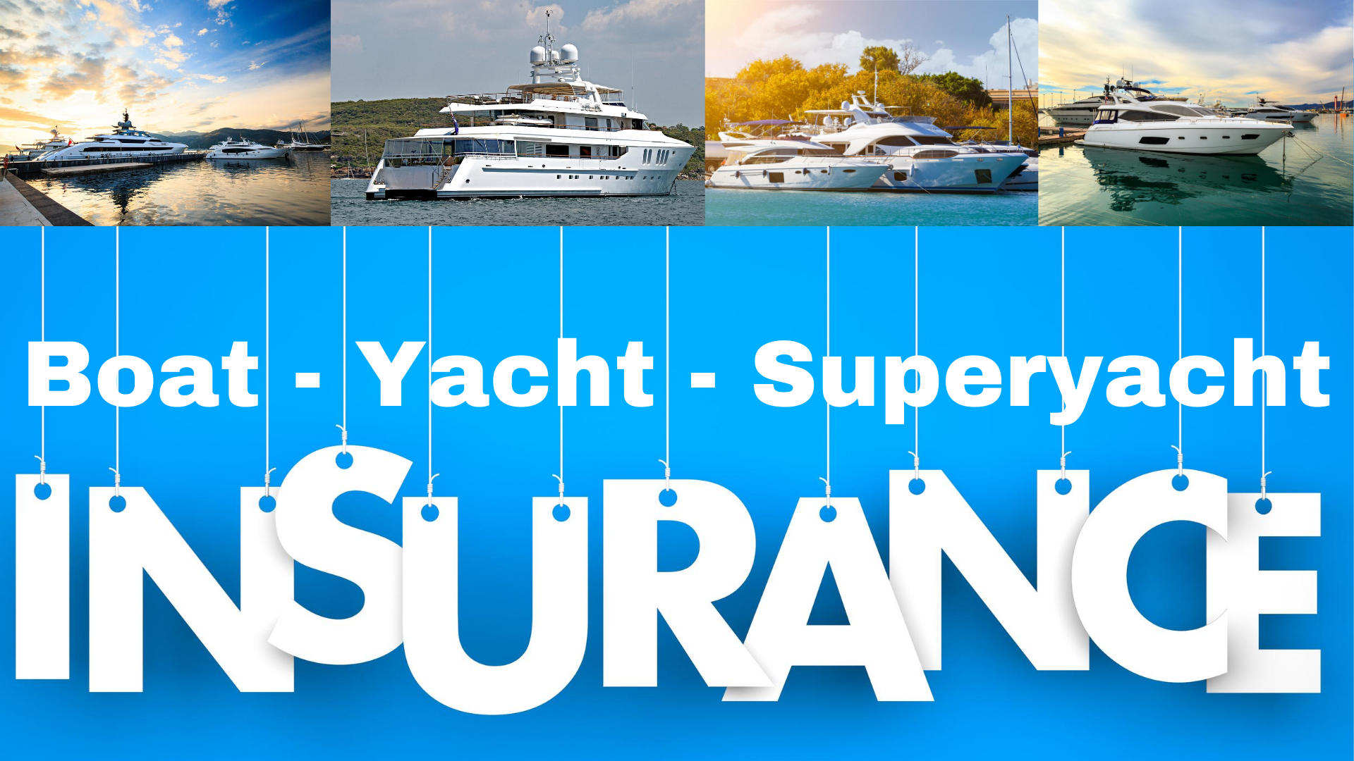 insurance for Sunseeker yachts